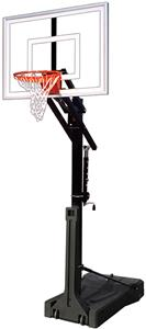 OmniJam Turbo Portable Basketball Goals System