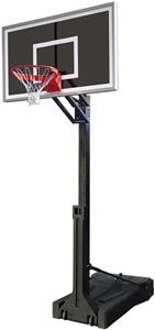 OmniChamp Eclipse Portable Basketball Goals System
