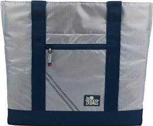 Sailorbags Silver Spinnaker All Day Tote