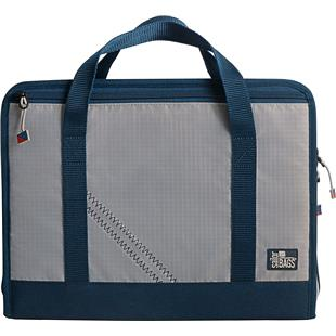 Sailorbags Silver Spinnaker Utility Case Bag