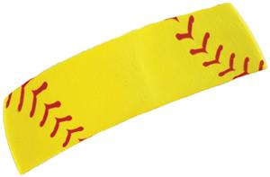 Red Lion Softball Printed Headbands - Closeout