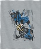 Northwest Batman Bat Jump Sweatshirt Throw