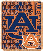 Northwest Auburn Double Play Jaquard Throw
