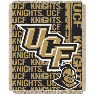 Northwest UCF Knights Double Play Jaquard Throw