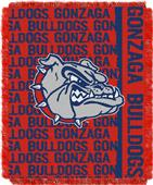 Northwest Gonzaga Double Play Jaquard Throw