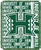 Northwest Hawaii Double Play Jaquard Throw