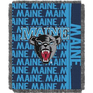 Northwest Maine Double Play Jaquard Throw