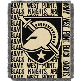 Northwest Army Double Play Jaquard Throw