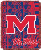 Northwest Mississippi Double Play Jaquard Throw