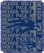 Northwest Nevada Reno Double Play Jaquard Throw