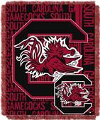 Northwest South Carolina Double Play Jaquard Throw