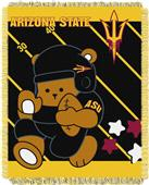 Northwest Arizona St. Fullback Baby Jacquard Throw