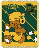 Northwest Baylor Fullback Baby Jacquard Throw