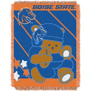 Northwest Boise State Fullback Baby Jacquard Throw