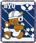 Northwest BYU Fullback Baby Jacquard Throw