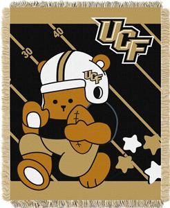 Northwest UCF Fullback Baby Jacquard Throw