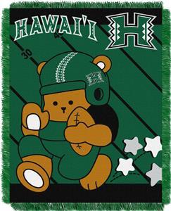 Northwest Hawaii Fullback Baby Jacquard Throw