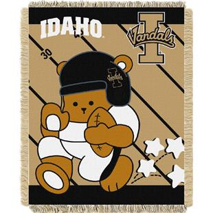 Northwest Idaho Fullback Baby Jacquard Throw