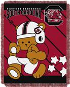 Northwest S. Carolina Fullback Baby Jacquard Throw