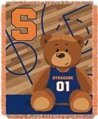Northwest Syracuse Half Court Baby Jacquard Throw