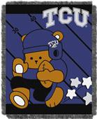 Northwest TCU Fullback Baby Jacquard Throw