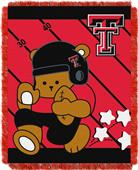 Northwest Texas Tech Fullback Baby Jacquard Throw