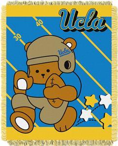 Northwest UCLA Fullback Baby Jacquard Throw