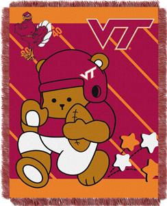 Northwest Virginia Tech Fullback Baby Jacquard