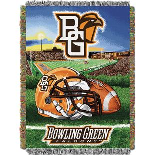 Northwest Bowling Green HFA Woven Tapestry Throw