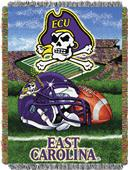 Northwest East Carolina HFA Woven Tapestry Throw