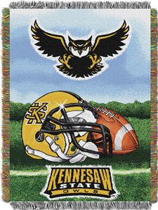 Northwest Kennesaw State HFA Woven Tapestry Throw