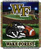 Northwest Wake Forest HFA Woven Tapestry Throw