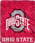 Northwest Ohio State Jersey Sherpa Throw