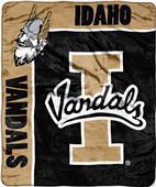 Northwest Idaho School Spirit Raschel Throw