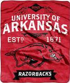 Northwest Arkansas Label Raschel Throw
