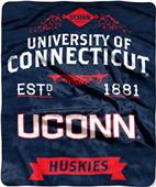 Northwest UConn Label Raschel Throw