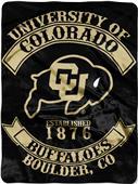 Northwest Colorado Rebel Raschel Throw