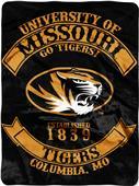 Northwest Missouri Rebel Raschel Throw