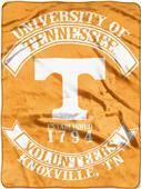 Northwest Tennessee Rebel Raschel Throw