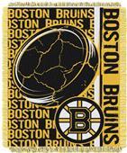 Northwest NHL Boston Bruins Jacquard Throws