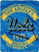 Northwest UCLA Rebel Raschel Throw