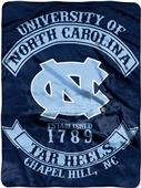 Northwest UNC Rebel Raschel Throw