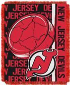 Northwest NHL New Jersey Devils Jacquard Throws