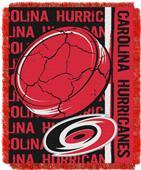Northwest NHL Carolina Hurricanes Jacquard Throws