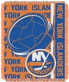 Northwest NHL New York Islanders Jacquard Throws
