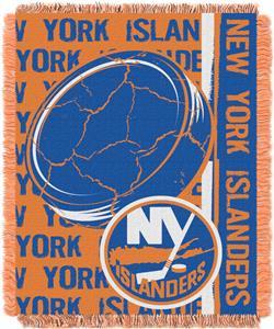 Northwest NHL New York Islanders Jacquard Throws