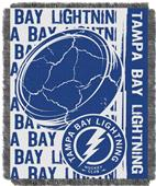 Northwest NHL Tampa Bay Lightning Jacquard Throws