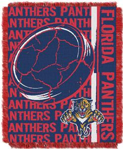 Northwest NHL Florida Panthers Jacquard Throws