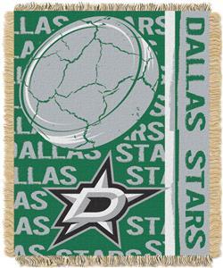 Northwest NHL Dallas Stars Jacquard Throws