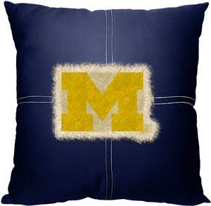 Northwest Michigan Letterman Pillow
